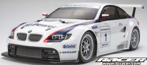 TAMIYA FAIR SPECIAL - 1:10 RC BMW M3 GT2 2009 | RC Racer - The home ...