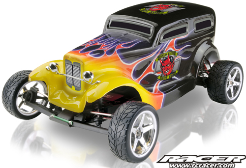 ansmann racing hot rod rc racer the home of rc racing. Black Bedroom Furniture Sets. Home Design Ideas