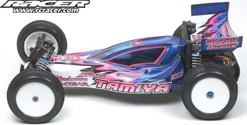 Tamiya 54210 TRF201 Body Version 1