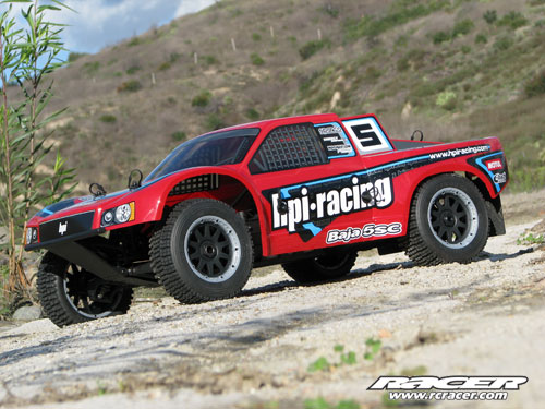 HPI Release Baja 5SC - 1:5 Short Course truck   RC Racer