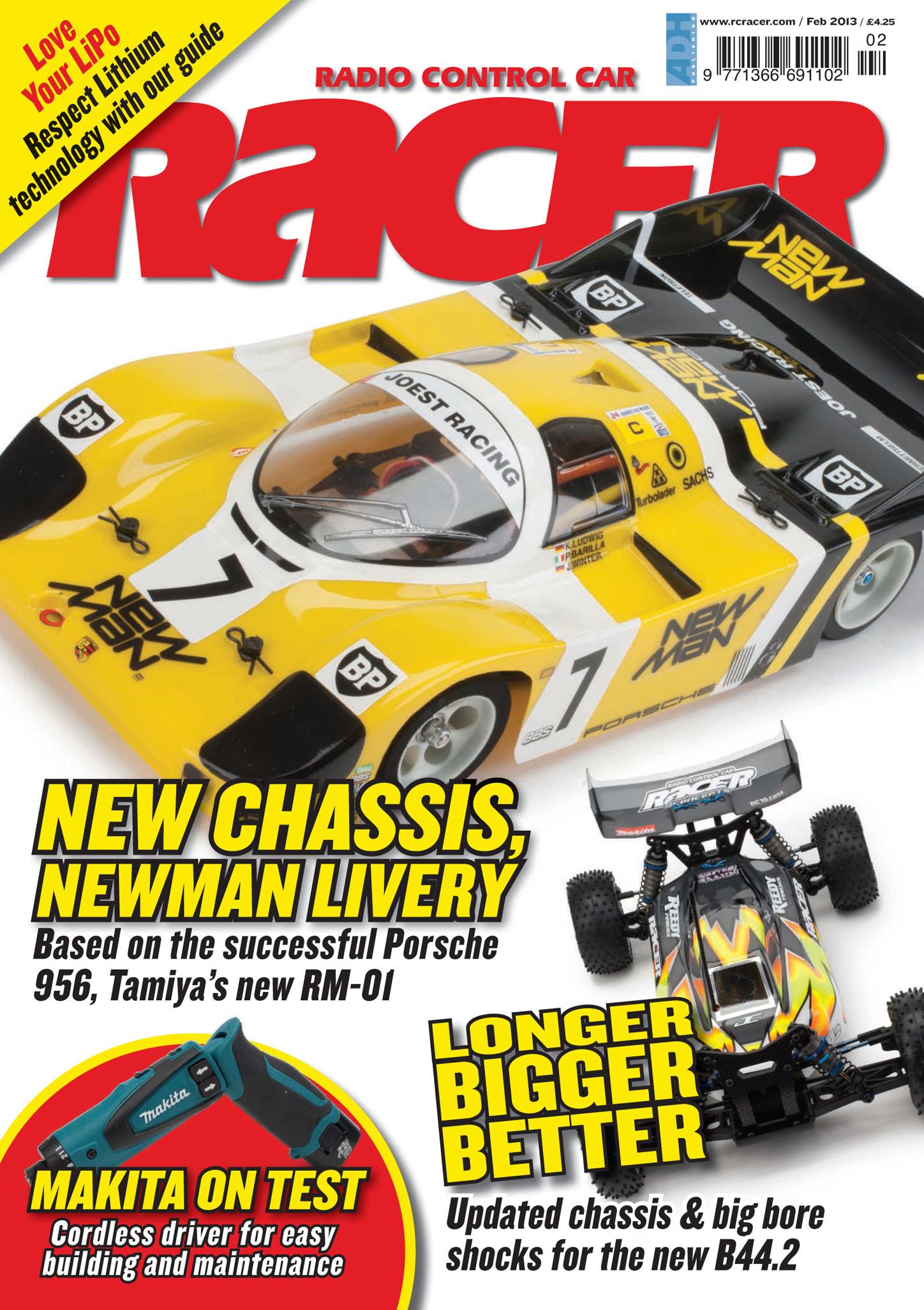 Racer Feb 2013