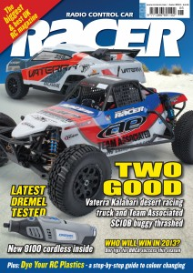 Racer June 2013