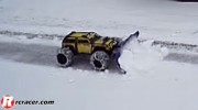 traxxas-summit-snow-plough