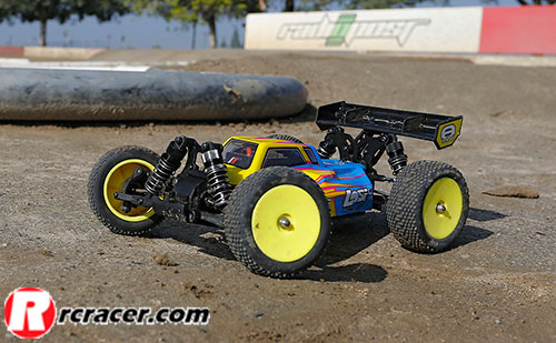 Losi Mini 8ight Buggy With Avc Rc Racer The Home Of Rc Racing On
