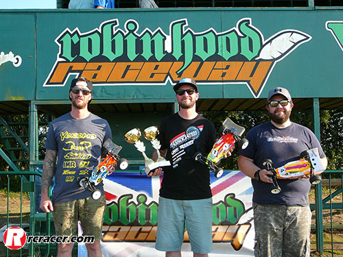 brca rhr 2wd podium Top Two Continue 1:10 Off Road Domination