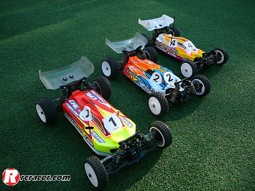 BRCA-Southport-4WD-winning-cars