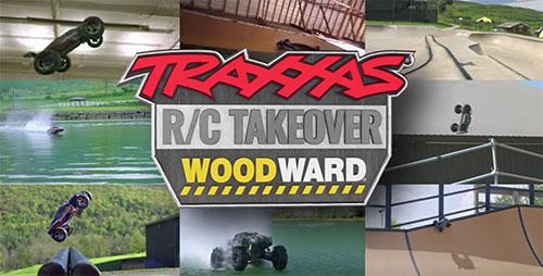 traxxas takeover1 Traxxas Hit Up Woodward