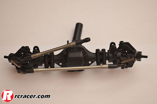 031-Front-axle-with-steering-rods